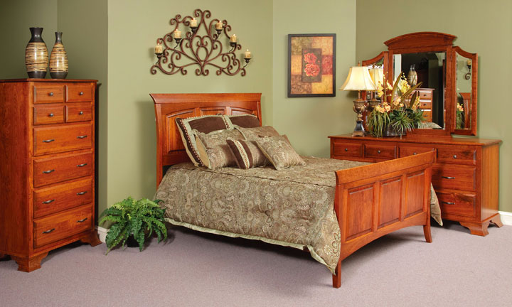 Define Your House With Amish Handcrafted Furniture