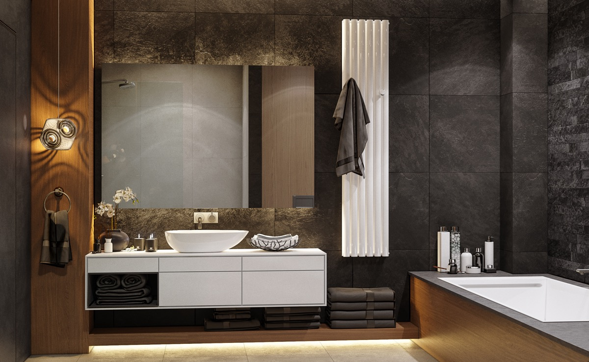 Modern Bathroom Cabinets and Vanities – Maximizing Space in Bathrooms