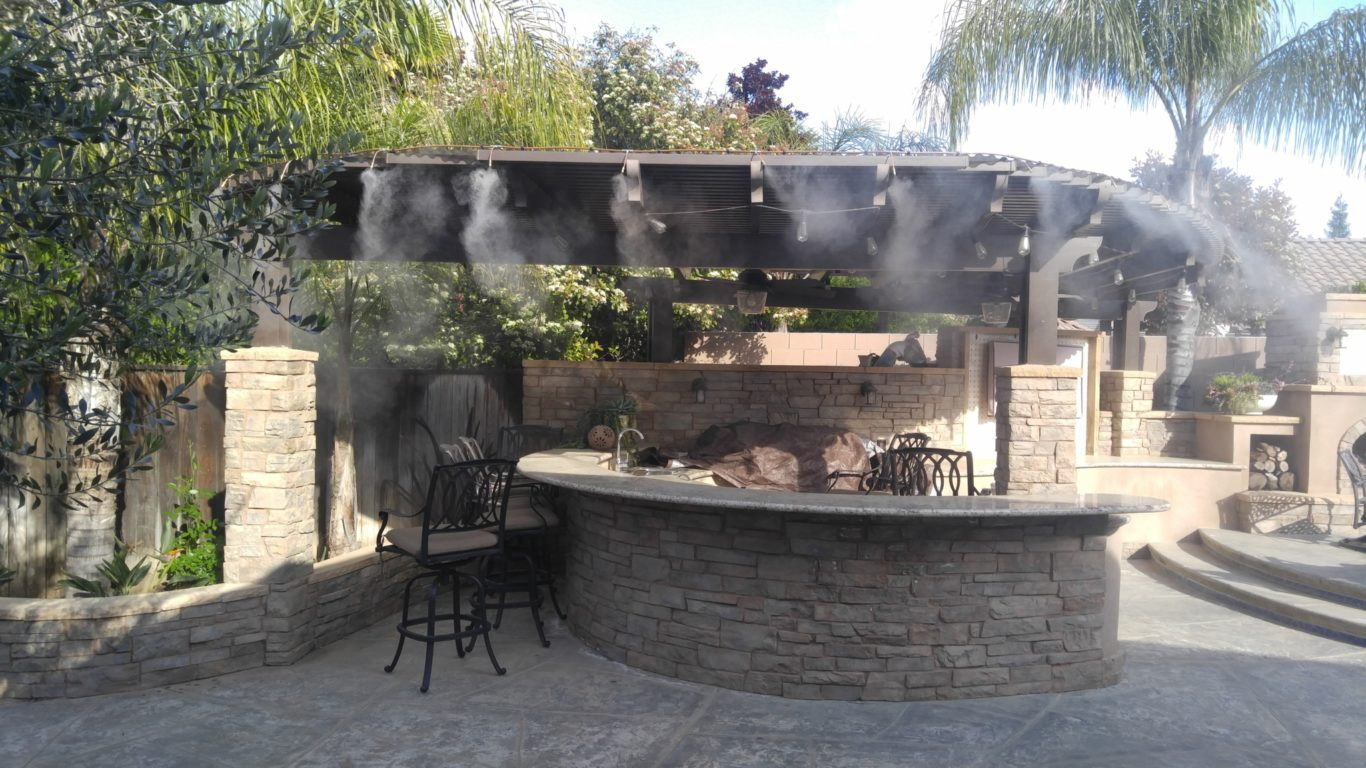 Why Consumers Use High Pressure Misting Systems