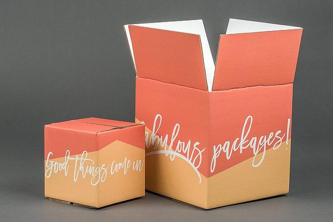 The Power of Custom Shipping Boxes