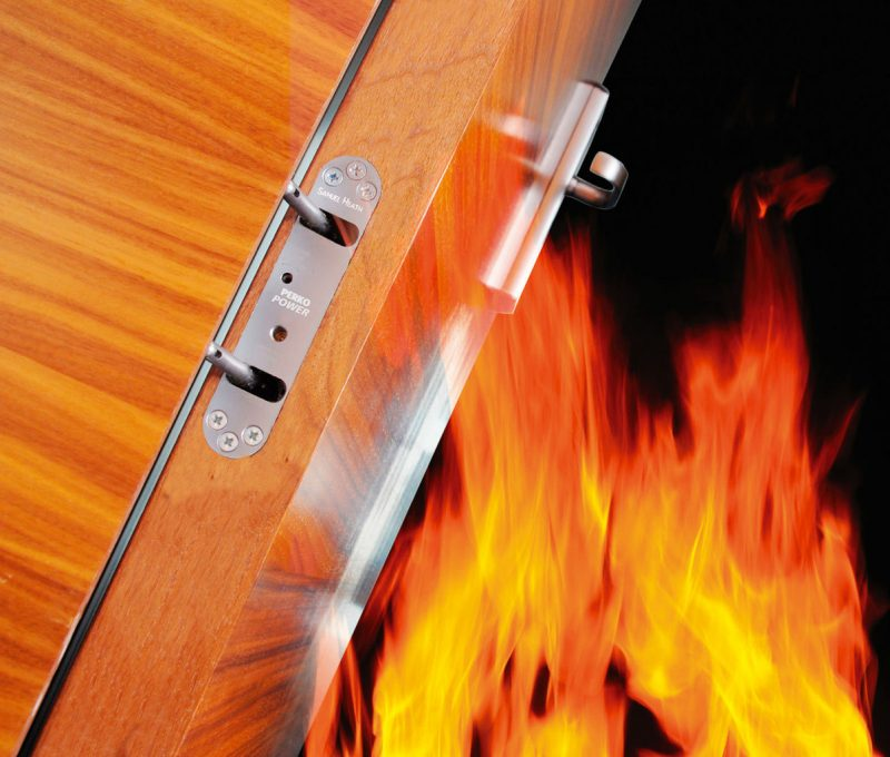 Common Faults with Fire Doors