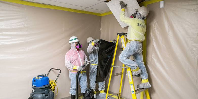 What Does Asbestos Removal Involve?