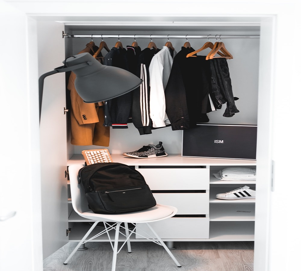 Ways to Organise Your Clothes Without Losing Anything
