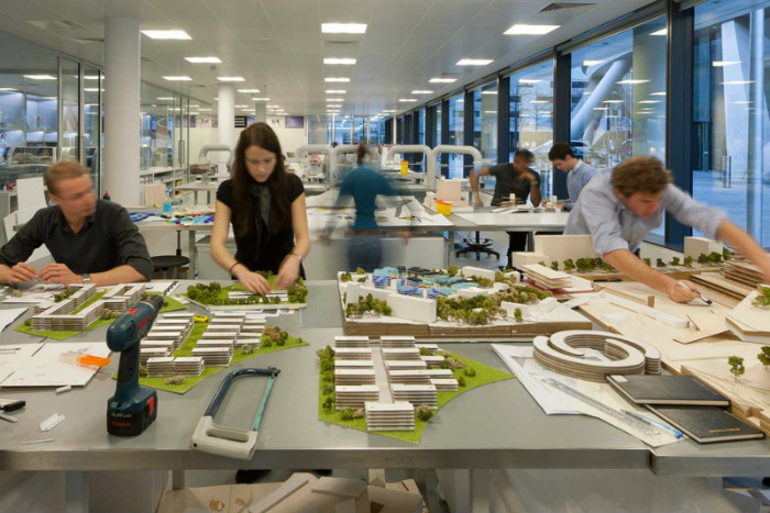 What to do while approaching an architectural firm?